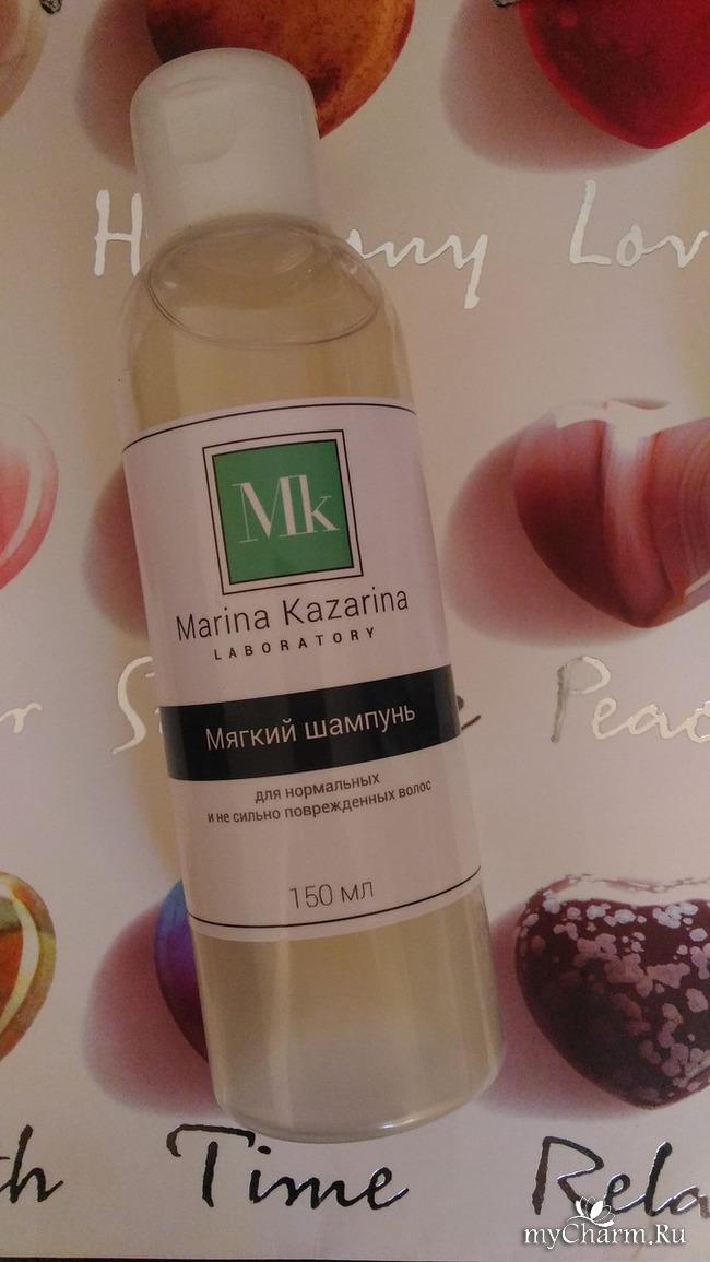 Чудесное преображение волос благодаря шампуню Марины Казариной и... кефиру