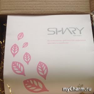 Посылка на тестирование от крутого бренда Shary!