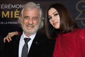 Блистательная Моника Беллуччи на красной дорожке Lumieres Award