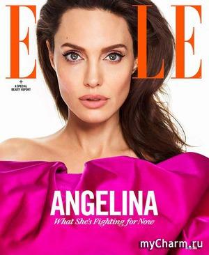 Анджелина Джоли рассказала, почему ее дочки не носят платья