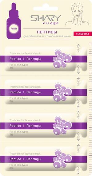 SHARY / Сыворотка «Пептиды» Обновление и омоложение