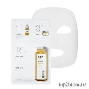 """Misshа"" / тканевая маска 3-Step Nutrition Mask"