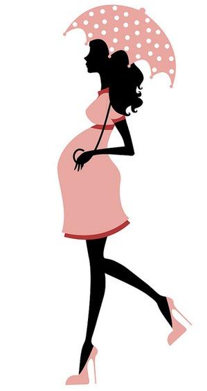 Беременность и цвет волос