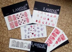 Отчет о тестировании слайдеров от LAMINE la collecte.