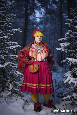 Другая сторона саамов в специальном фотопроекте Джоэла Марклунда