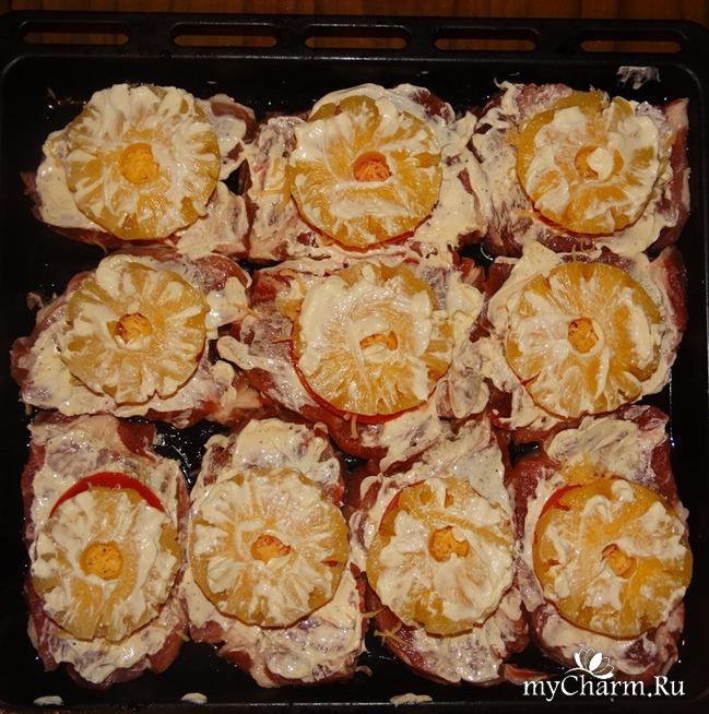 ананасы консервированные