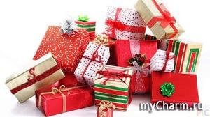 Подарки по Новогоднему обмену от Оли и Вали!!!