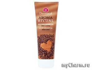 Dermacol / Гель для душа Aroma Ritual Delicious Shower Gel Irish Coffee