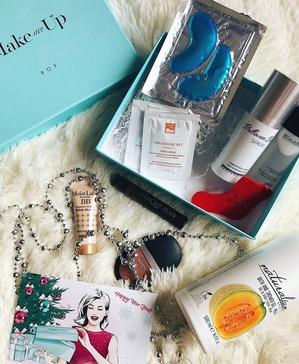 Make me Up BOX «New Year Box» - ощущение чуда и новогоднего настроения!