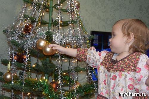 ФотоЧарм новогодние праздники