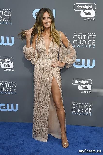 Лучшие наряды на Critics' Choice Awards