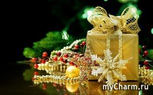 Пробуем новогодние подарочки