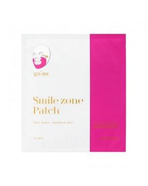 Holika Holika / Маска Spot Band Smile Zone Patch