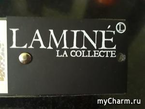 Получила на тестирование слайдеры LAMINE la collecte.