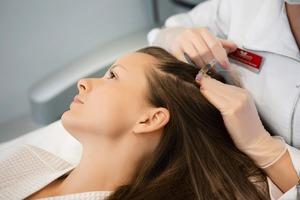 Мезотерапия для красоты волос