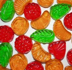 Низкокалорийные сладости для сохранения стройности