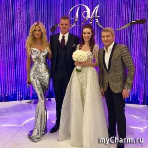 Фото со свадьбы Анастасии и Дмитрия Тарасовых