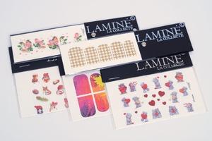 Красота на тест от LAMINE!