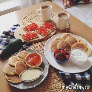 """Флешмоб """"ФотоЧарм"""", 39 этап, """"Завтрак - лучшее начало дня"""" - призы от """"Фармтек"""""""