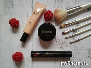 Безупречный летний макияж с Faberlic