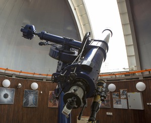 Большая обсерватория в Московском Планетарии открыта для посещений