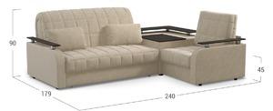 Угловой диван - обзор популярных моделей MOON-TRADE.RU