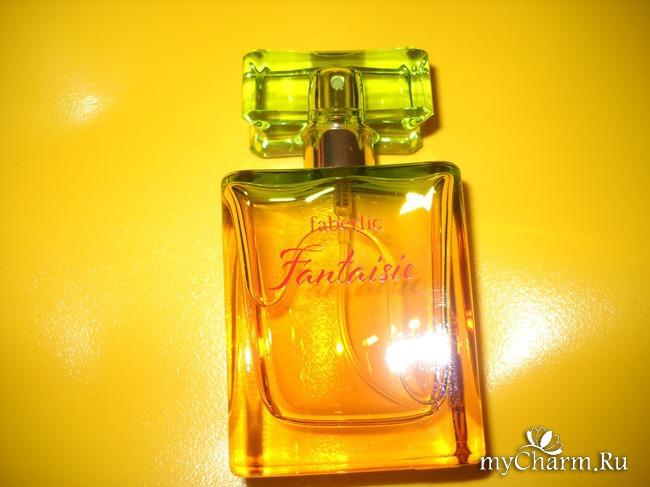 парфюмерная вода Fantaisie от Faberlic