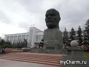 Улан-Удэ. Часть 1