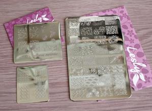 Отчет о тестировании пластин для стемпинга бренда Lesly Plates