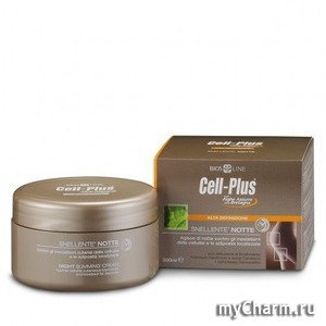 Cell-Plus / Антицеллюлитный крем Night Slimming Cream