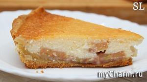 Изумительно Вкусный Бананово-творожный Пирог Моментального Приготовления! Для Идеального Чаепития!
