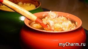 Свинина с картошкой в горшочках под сырной корочкой – мясо и гарнир в одном блюде! Жаркое из свинины с картошкой – Самый простой рецепт