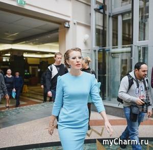 Ксения Собчак выразила свое мнение о лишнем весе