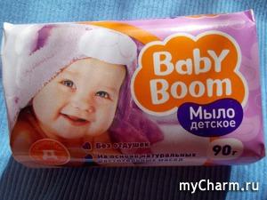 Больше не куплю мыло Baby Boom