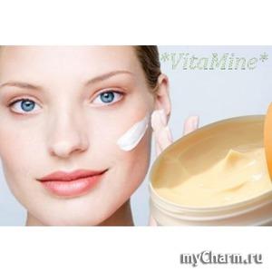 VitaMine / Крем для лица против купероза