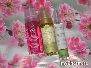 Очищение и тонизирование кожи лица и шеи с брендами Green Pharma и Evinal