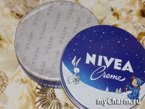 Очень приятные косметические средства (плюс новинки) от NIVEA в подарок к 8 марта!