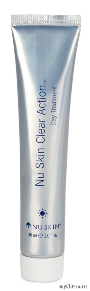 NU SKIN / Гель для лица Clear Action Day Treatment
