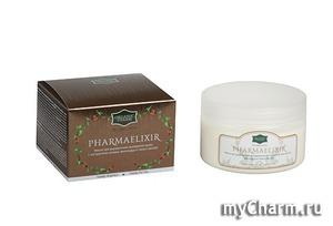 Green Pharma / Маска для волос PharmaElixir при выраженном выпадении волос с экстрактом хинина, винограда и гинкго билоба