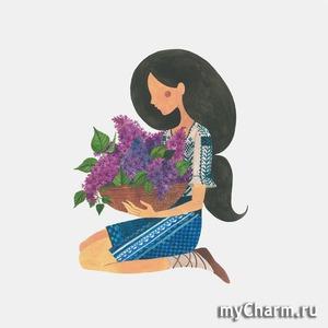 """Nastena latynina Весенний марафон красоты """"3 в 1"""". Красивые волосы, подтянутая фигура-под стать весне красне! ОТЧЁТ неделя №6"""