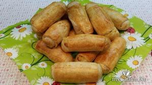 """Конкурс 3 в 1. Постное меню. Постные молдавские пирожки """"Вэрзэре"""" с картошкой."""