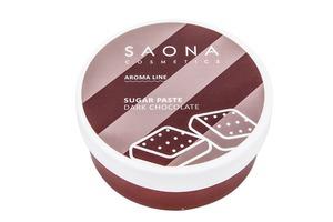 Saona Cosmetics / Паста для шугаринга Sugar paste Dark Chocolate