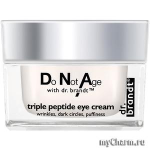 Dr. Brandt / Крем вокруг глаз DNA triple peptide eye cream