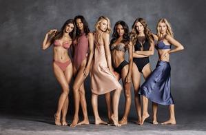 Victoria's Secret представляет новую коллекцию белья Sexy Illusions