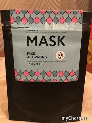 Альгинатные маски - моя любовь
