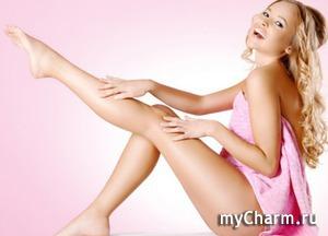 Гладкие ножки надолго с Восковыми полосками SHARY