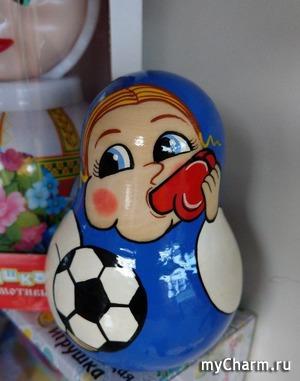 Весь российский футбол в одной игрушке...