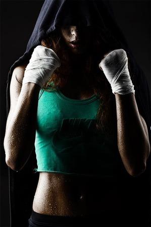 Если косы, то боксерские!