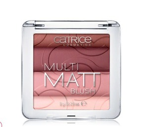 Catrice / Румяна Multi Matt Blush