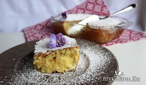 пирог в духовке